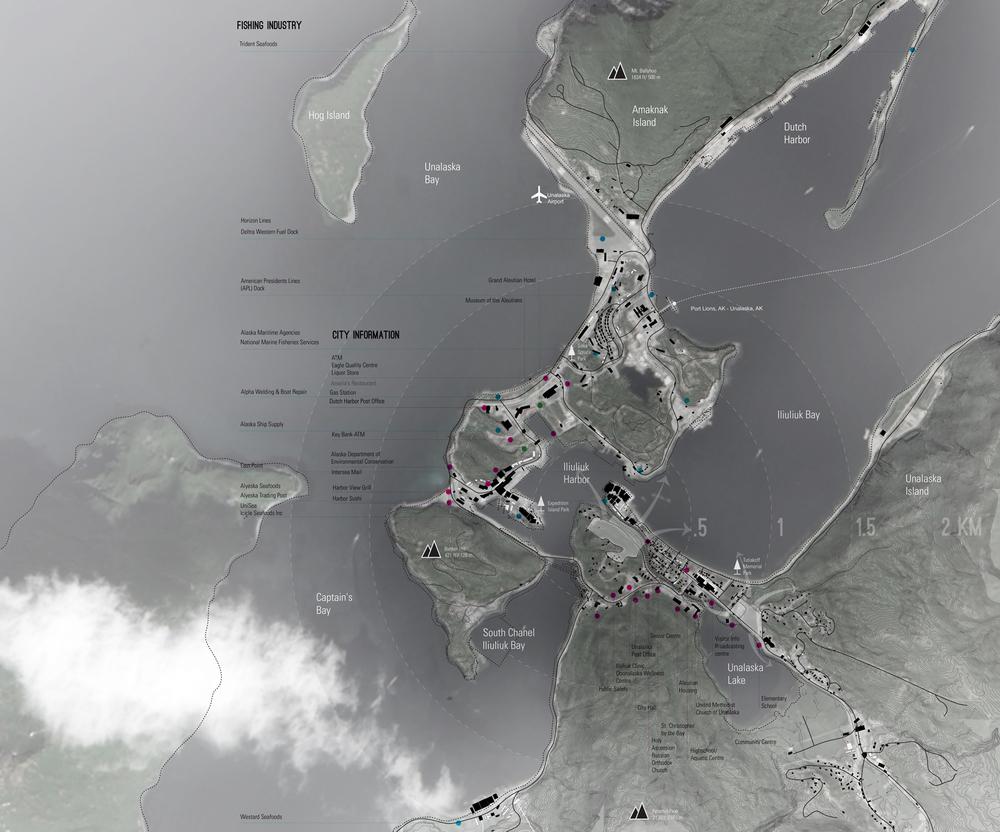 Unalaska Mapping Analysis
