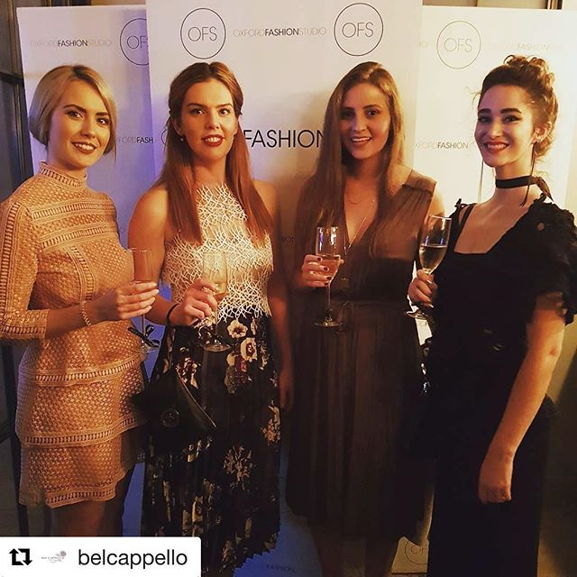 Had a great time at the OFS Reception last night 🥂  #Repost @belcappello with @repostapp ・・・ We loved getting to meet other designers and fashion industry professionals from around the world  at @oxfordfashionstudio cocktail evening 🌏 #nyfw #designer #globaltravel #fashion #newyork @sarah_vasey92 @hollykiely25 @carolinesmouse @alevasiart