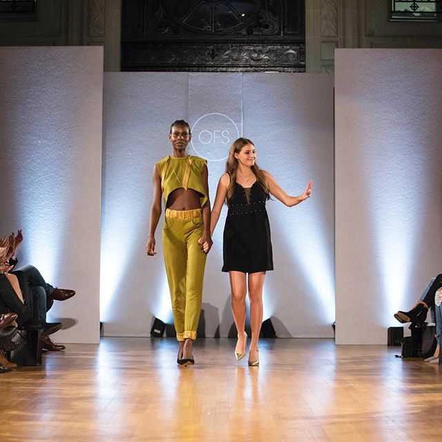 Thank you Paris! I had a wonderful time. . . . . . @oxfordfashionstudio  #paris #pfw2017 #pfw #OFS #oxfordfashionstudio #runway #fashionweek #parisfashionweek