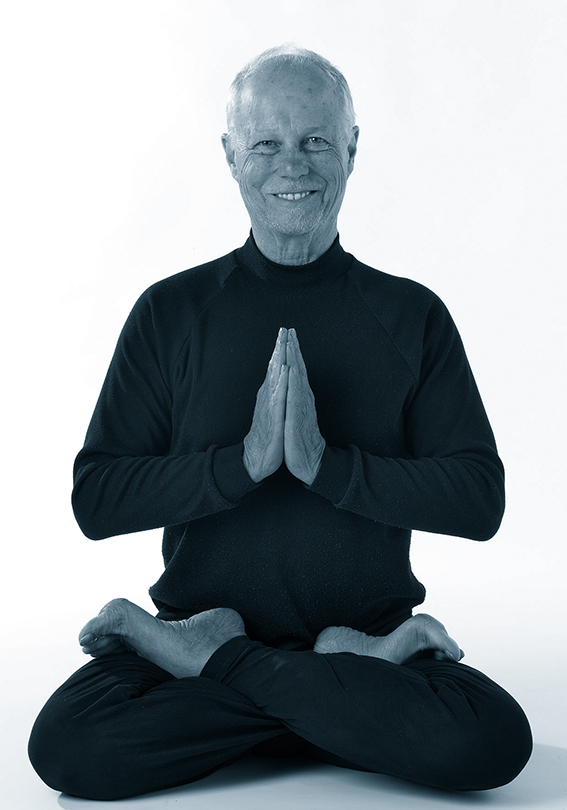 Albert Hennink is the director of Dharana Sanctuary and is a yoga teacher and spiritual healer.
