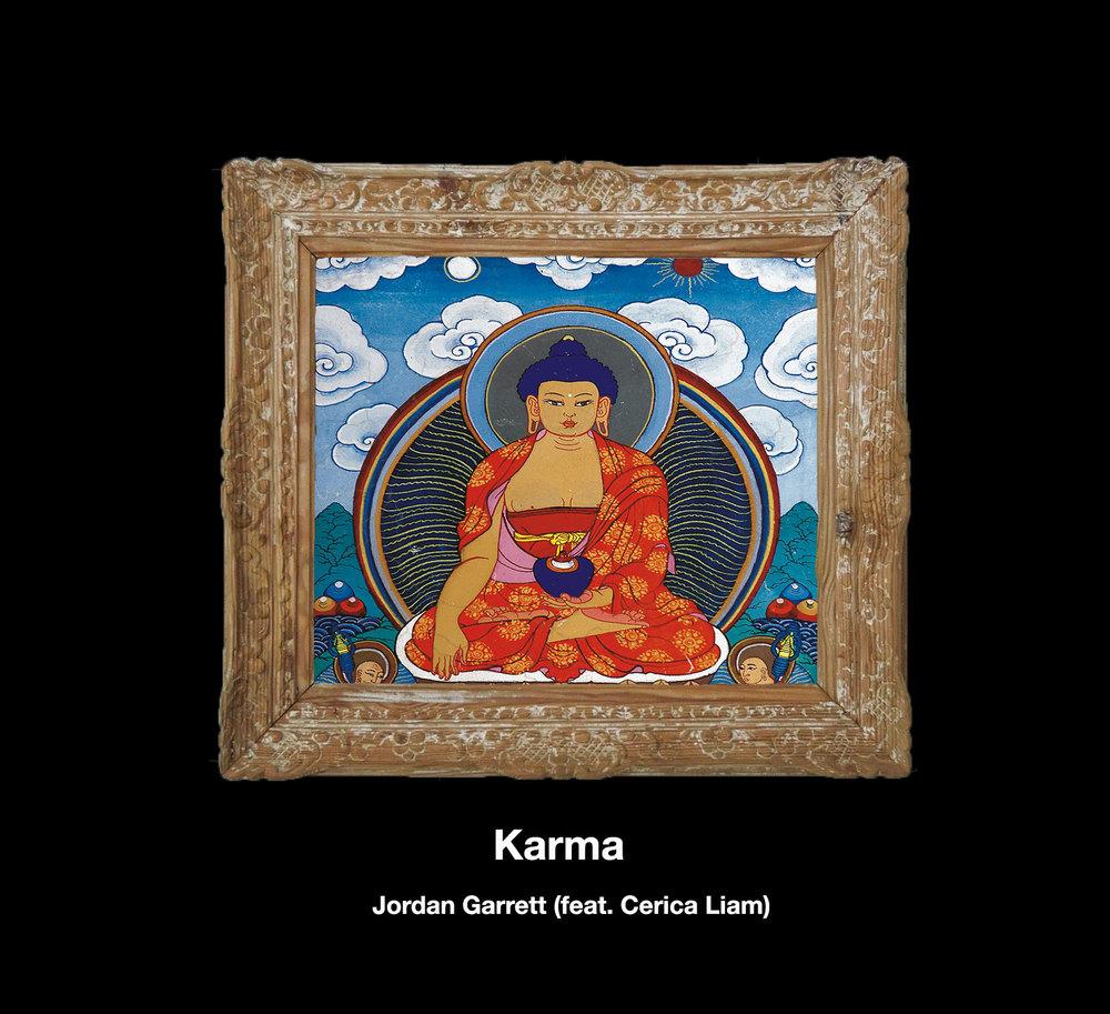 Karma by Jordan Garrett (featuring Cerica Liam)