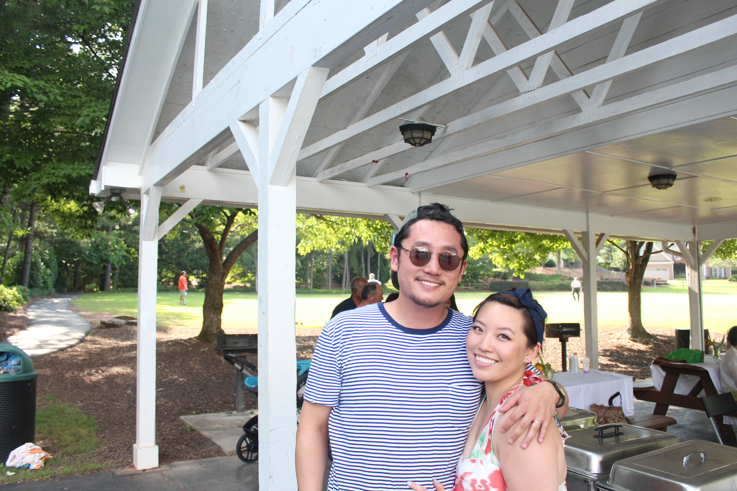 My hubby & I - two Asian-Americans pursuing the industry that is ENTERTAINMENT <3