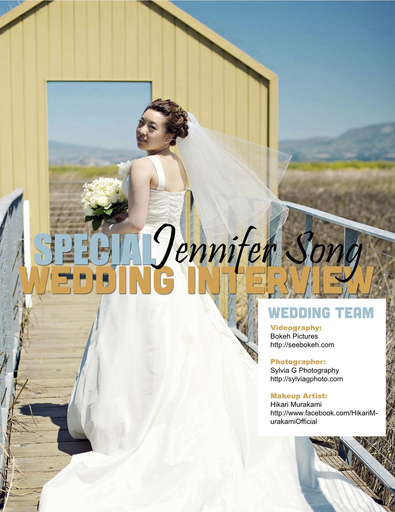 Jennifer wedding layout