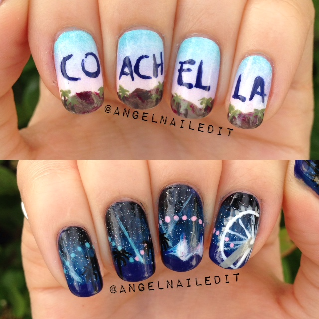 angel-coachellanailart