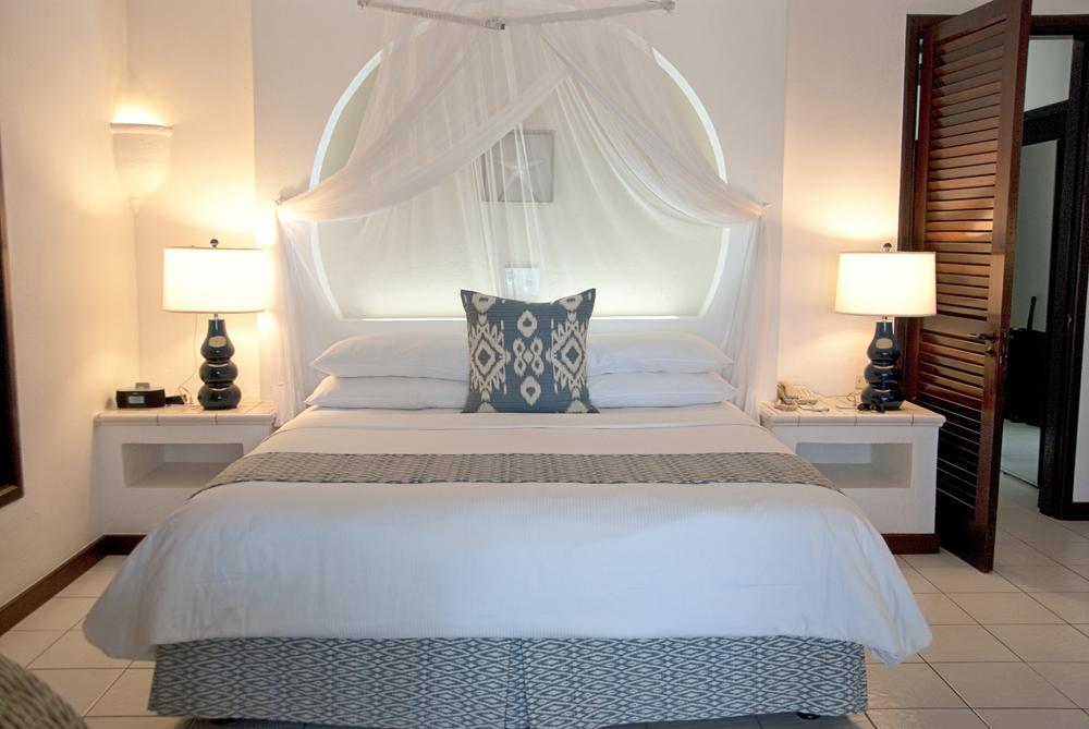 Cap Juluca Luxury Room - Bed