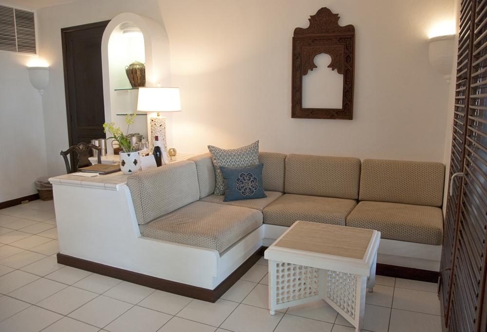 Cap Juluca - Sofa and Desk