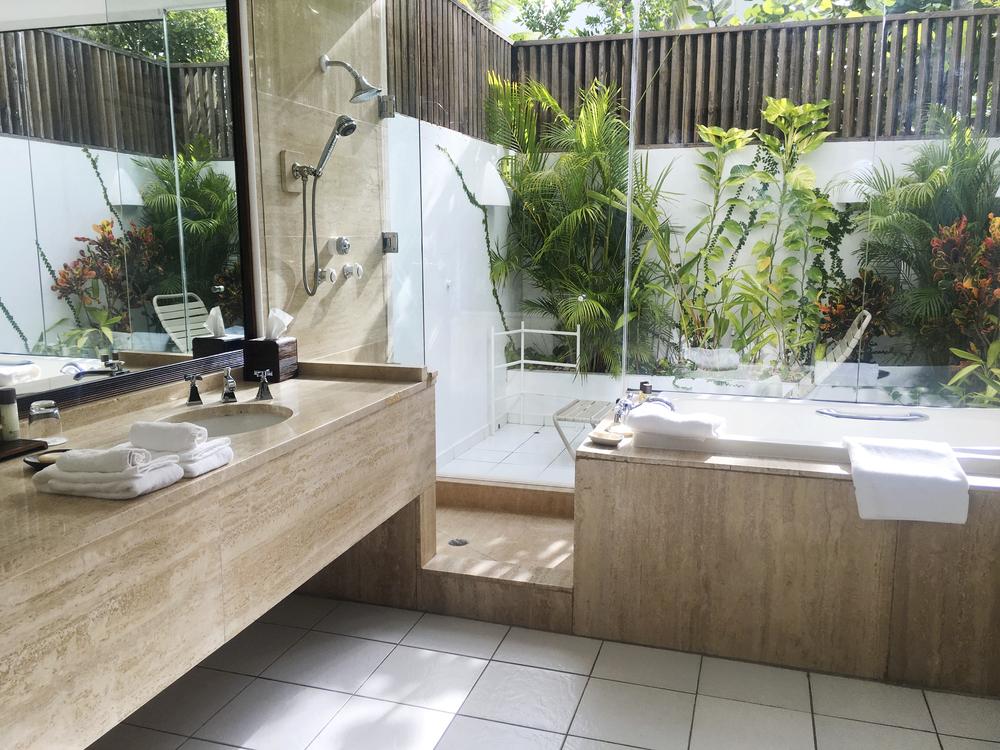 Cap Juluca Luxury Room Bathroom
