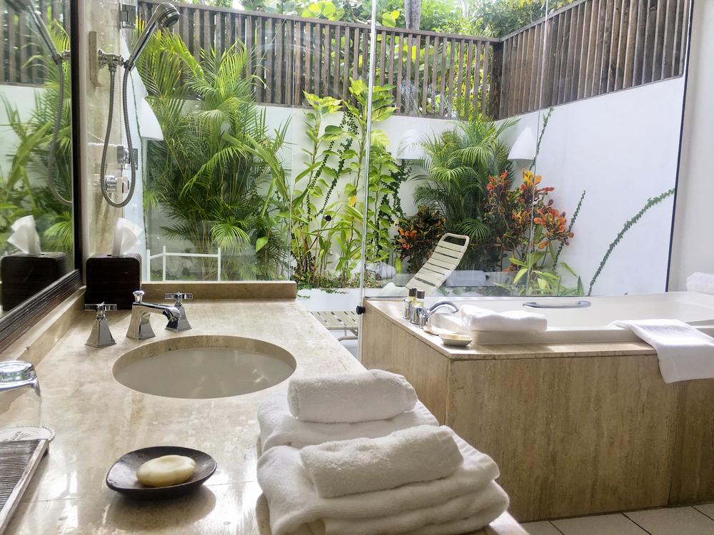 Cap Juluca Solarium Bathroom