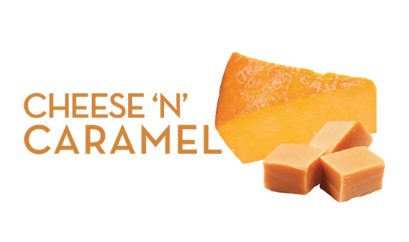 SUPER PREMIUM CARAMEL BLISS WITH CHEESY CHEDDAR: Bags:  $5.00, $7.00, $12   Tins: $9.50, $23.50, $41   Tin Refills:  $4.75, $9.25, $27     Party Bags:  $41