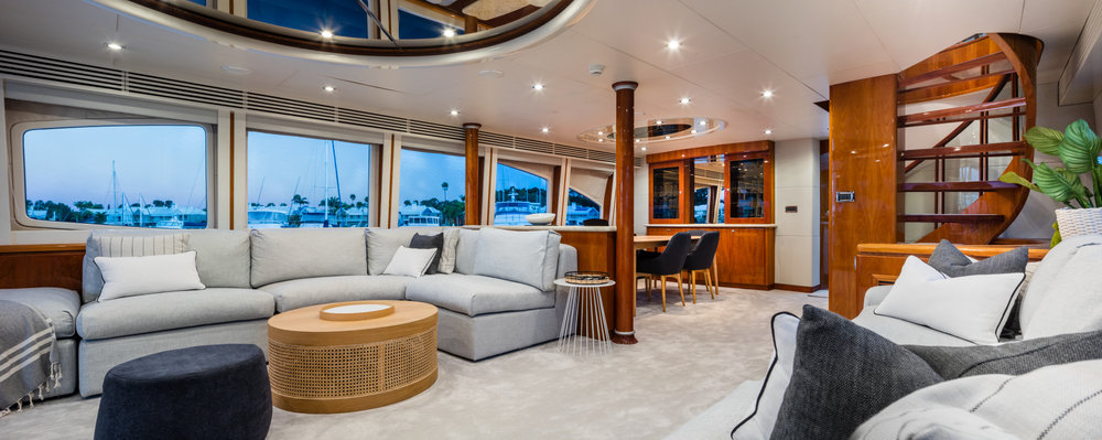 Luxury Yacht  - Refurbishment