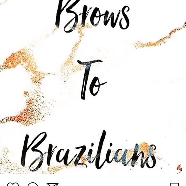 And everything in between #brows #brazillianwax #waxing #waxandtan #waxingtime #bikini #brazillians #honeywaxandtan #northcote  Regram @thewaxwife
