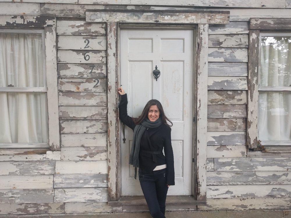 Rosa Parks' front door