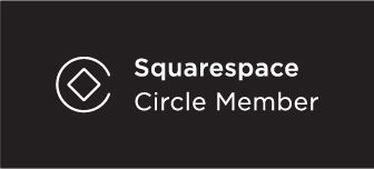 squarespace circle member logo badge