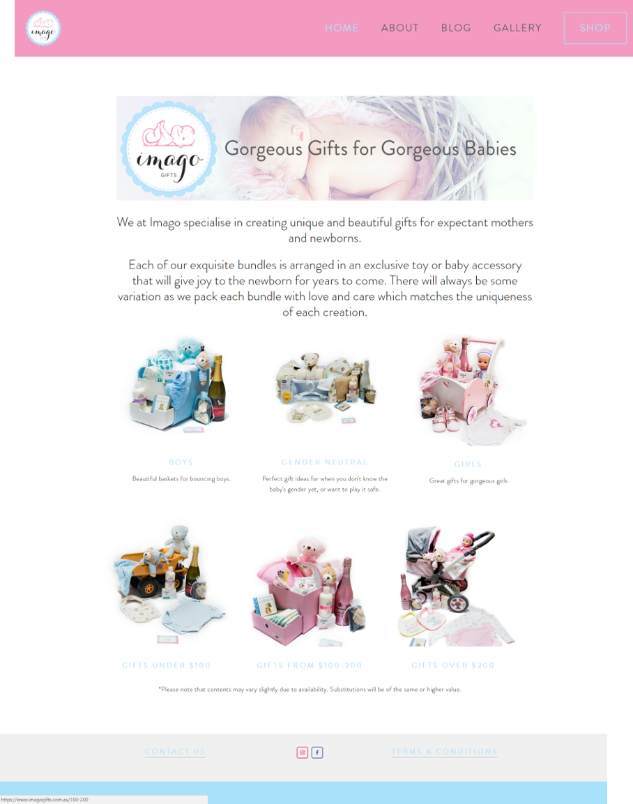 Imago Gifts
