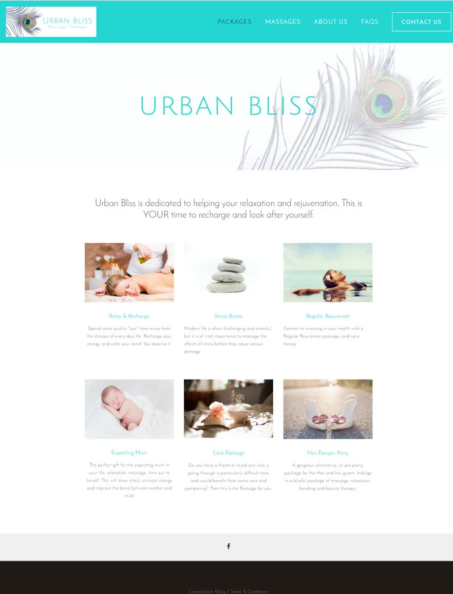 Urban Bliss Massage Therapy