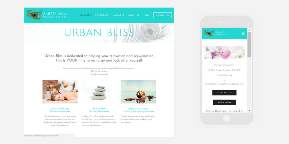 Urban Bliss Massage Therapy