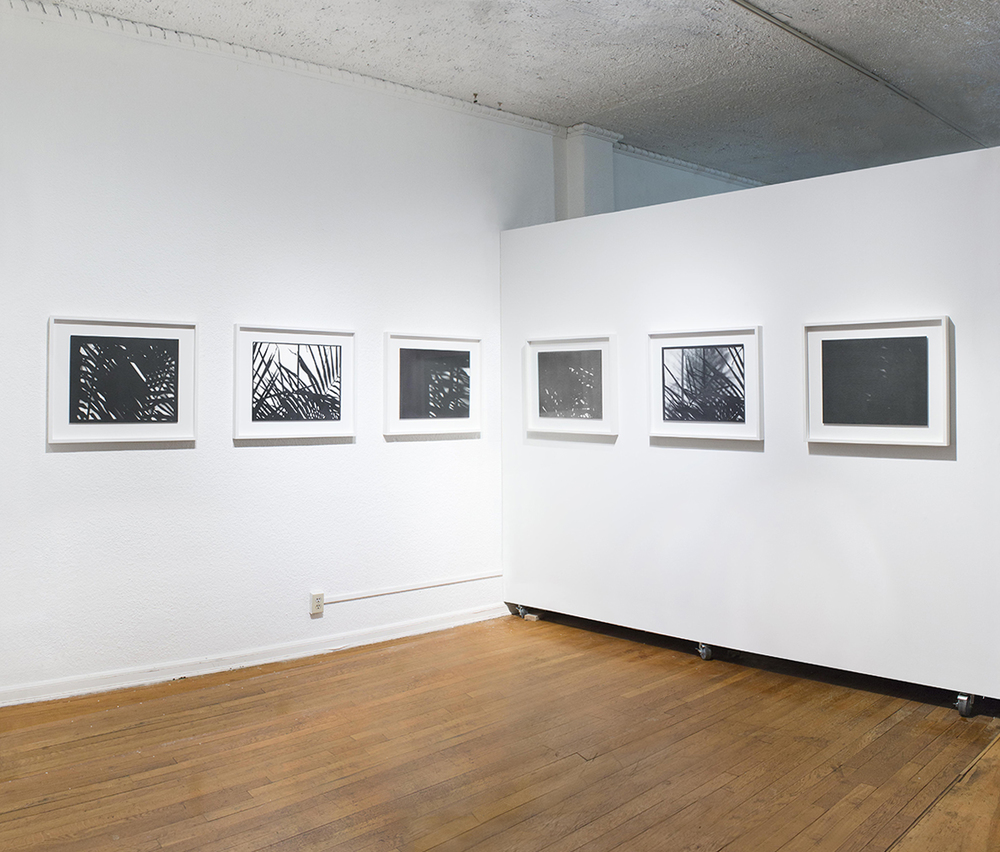 Installation view of  Distant Star