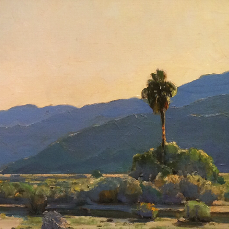 Desert Painter Studio Gallery   Located in Downtown Palm Springs, CA,  Desert Painter Studio Gallery  is a premier art gallery owned by award-winning plein air painter Terry Masters.
