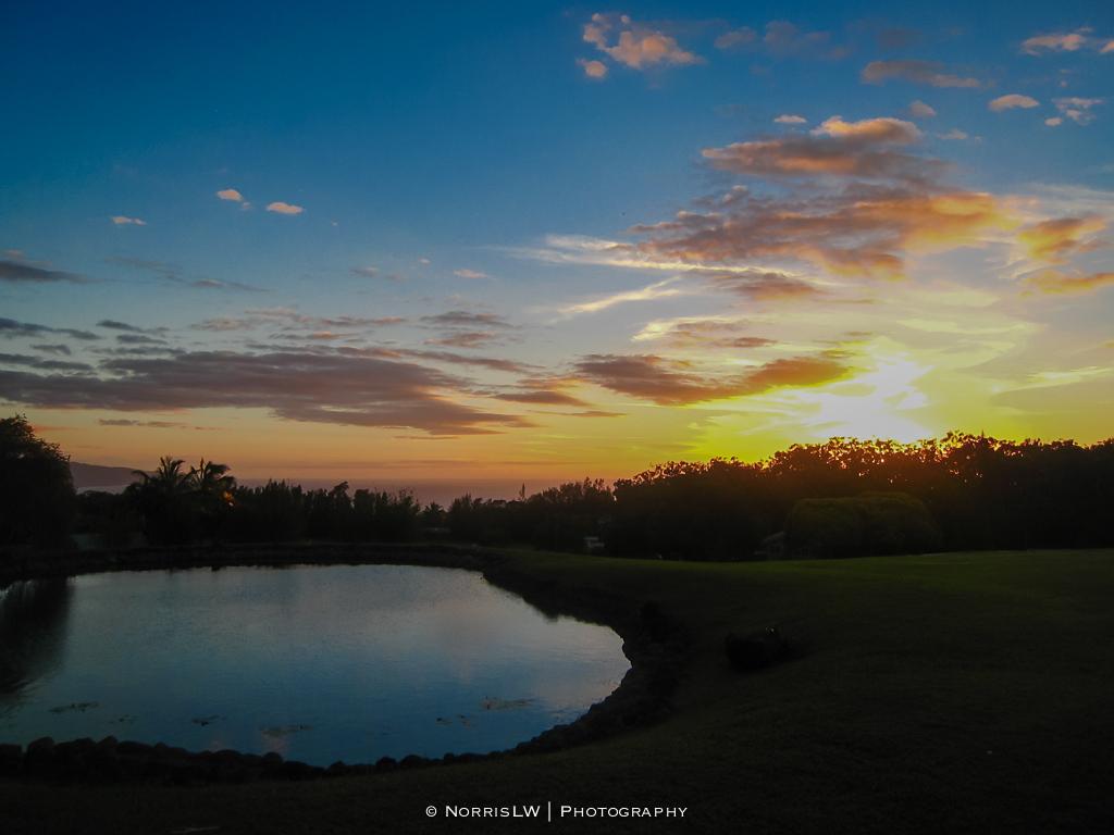 Sunset Pupukea-20130704-001