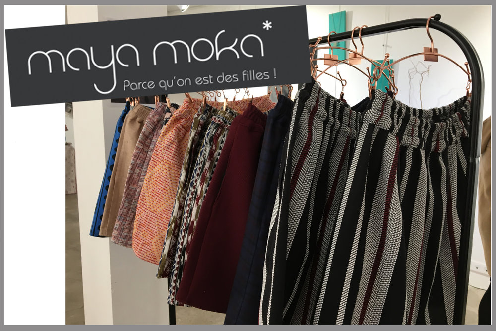Bar à Jupe Maya Moka