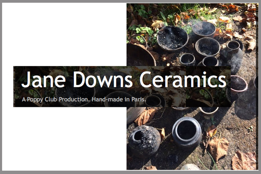 Jane Downs Ceramics