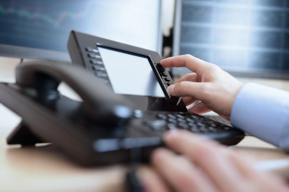 Comunicaciones de voz por IP