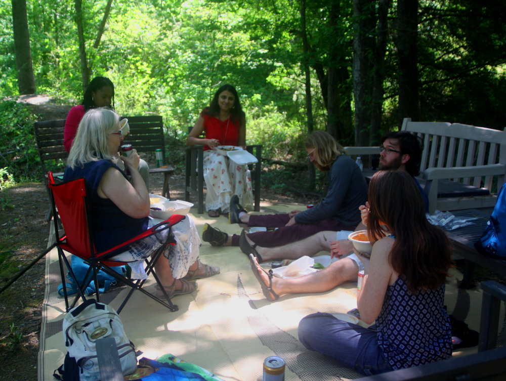 Faculty luncheon by the pond email.jpg