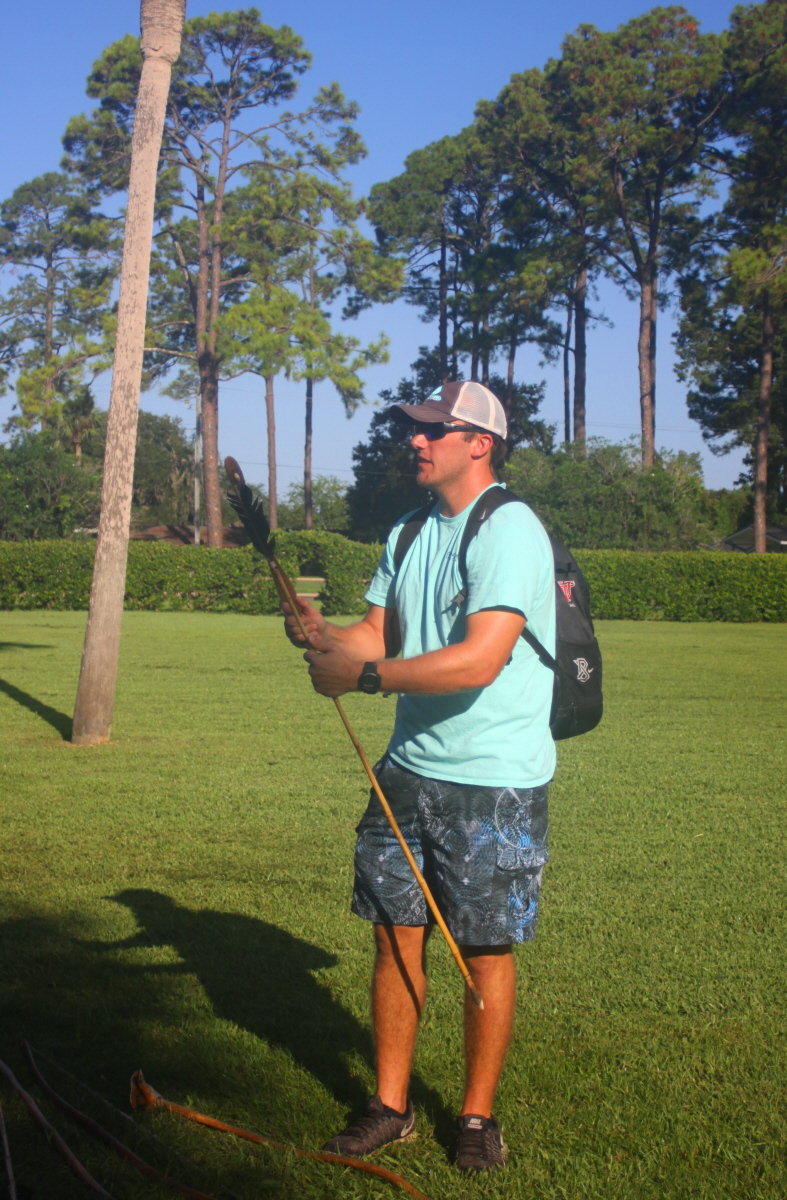 Ki Jake shows us how to use the atlatl with a spear email.jpg