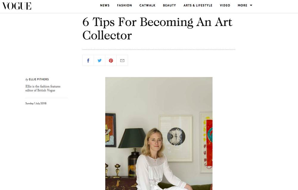 6 tips for becoming an art collector