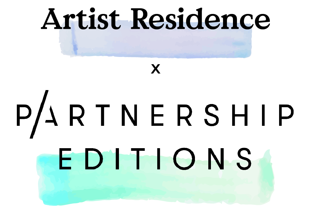 Artist Residence x Partnership Editions