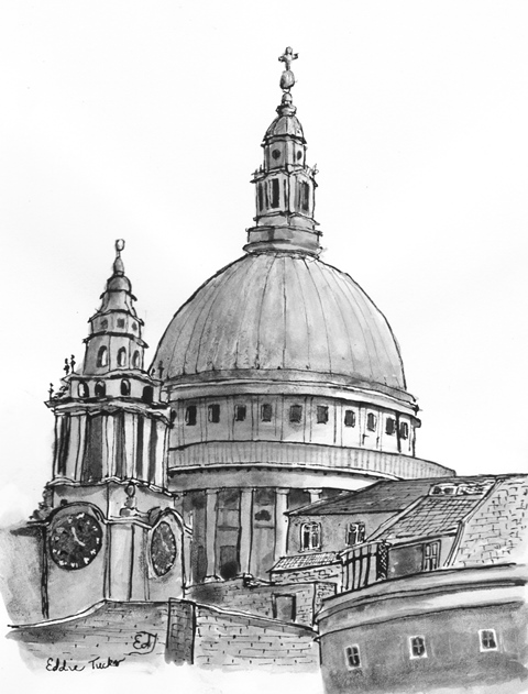 Rooftops to St Pauls London c.jpg