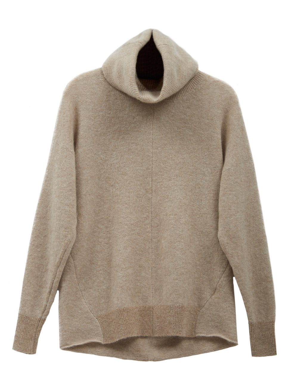 in.no Edition 1.0 cowl neck jumper