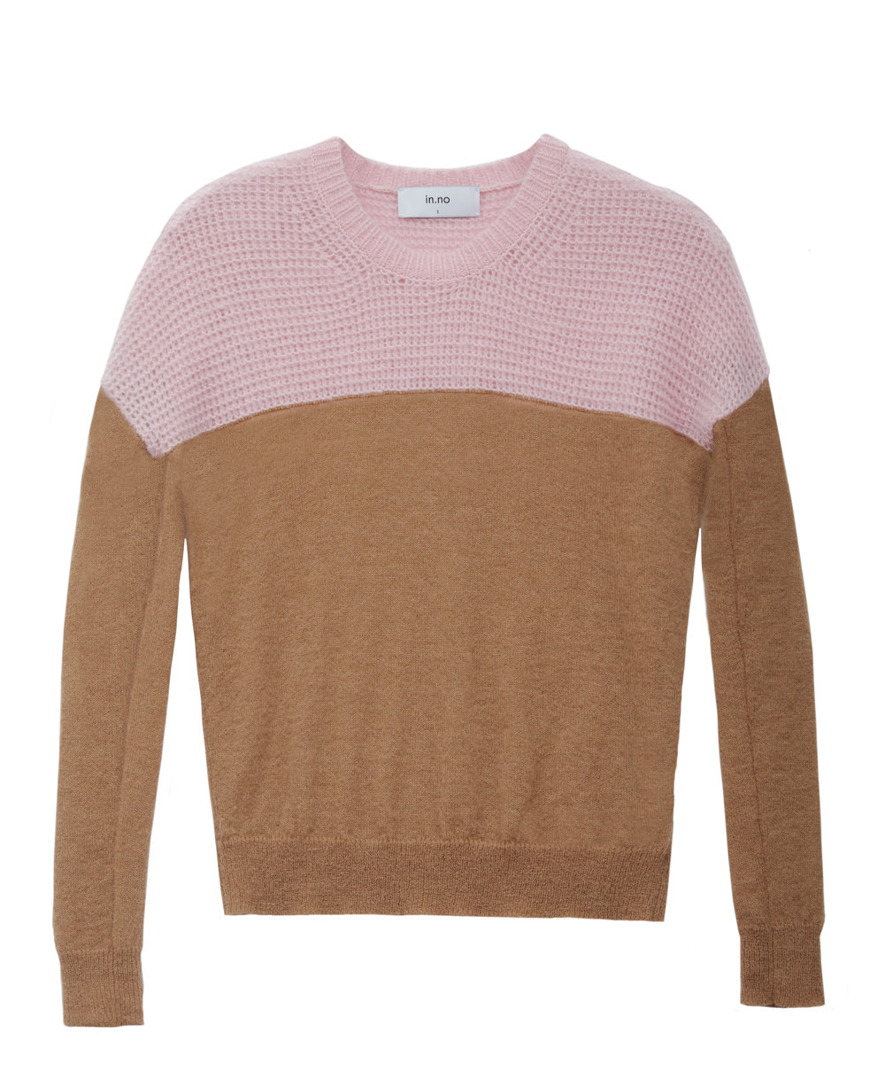 in.no Edition 1.0 pink sand jumper