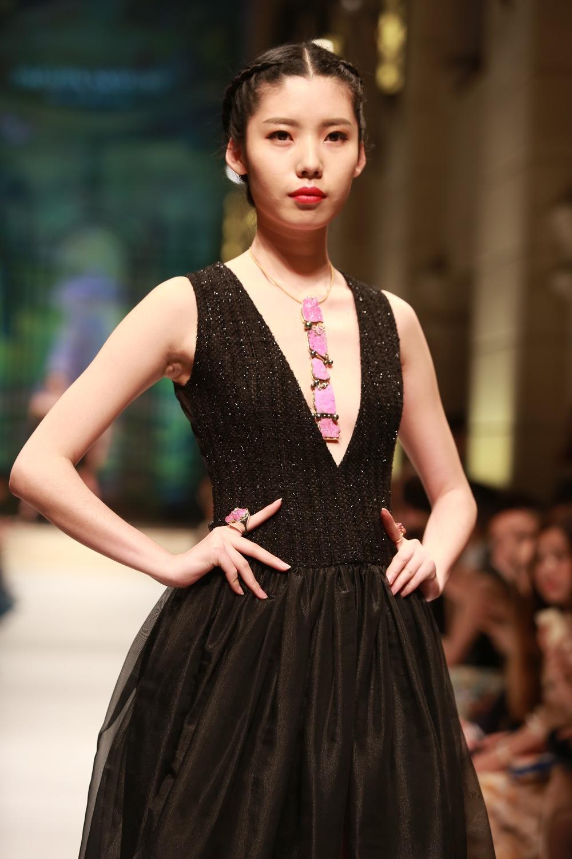 China Haute Couture Week April 2016 Paloma Sanchez