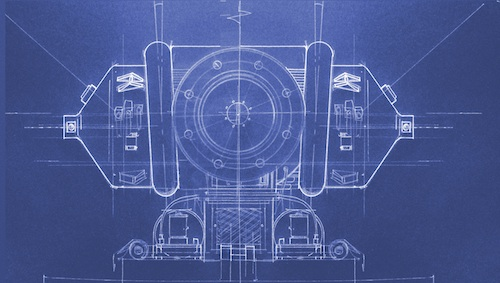 jameslapsleydesign: plans - original machine design by the lovely max berman. @conceptmax