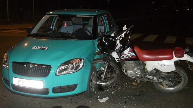 Car vs Motorbikes in Accidents