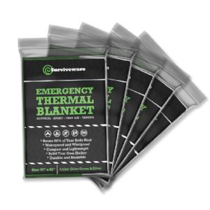 Surviveware's Emergency Thermal Blanket