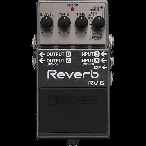 RV-6 Reverb