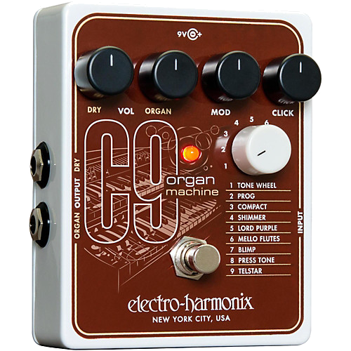 EHX C9 Organ Machine