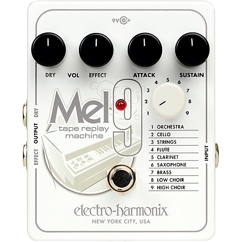 EHX Mel 9 Tape Replay Machine