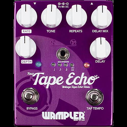 Wampler Tape Echo V2