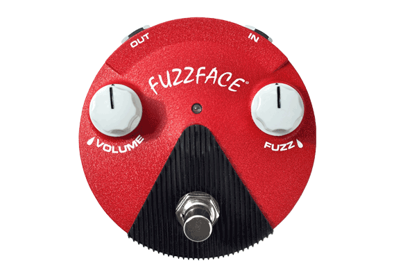 Dunlop Band of Gypsies Fuzz Face Mini