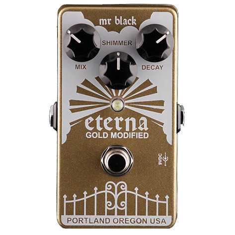 Mr. Black Eterna Gold Modified