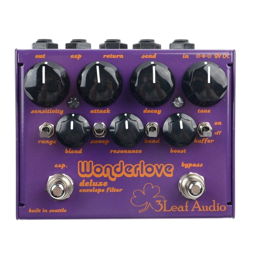 3Leaf Audio Wonderlove Deluxe