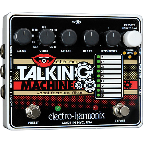 Electro-Harmonic Stereo Talking Machine