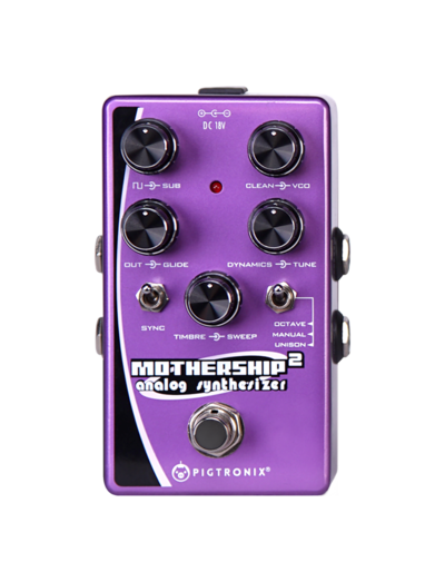 Pigtronix Mothership 2 Analog Sythesizer