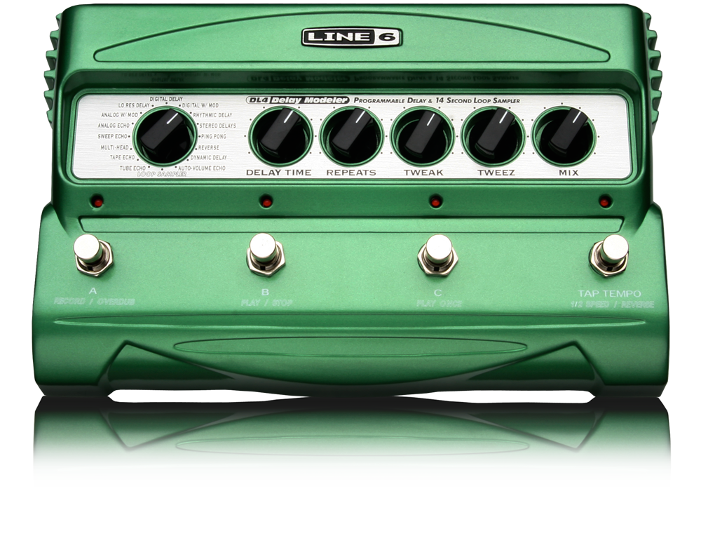 LINE 6 DL4 Delay Looper