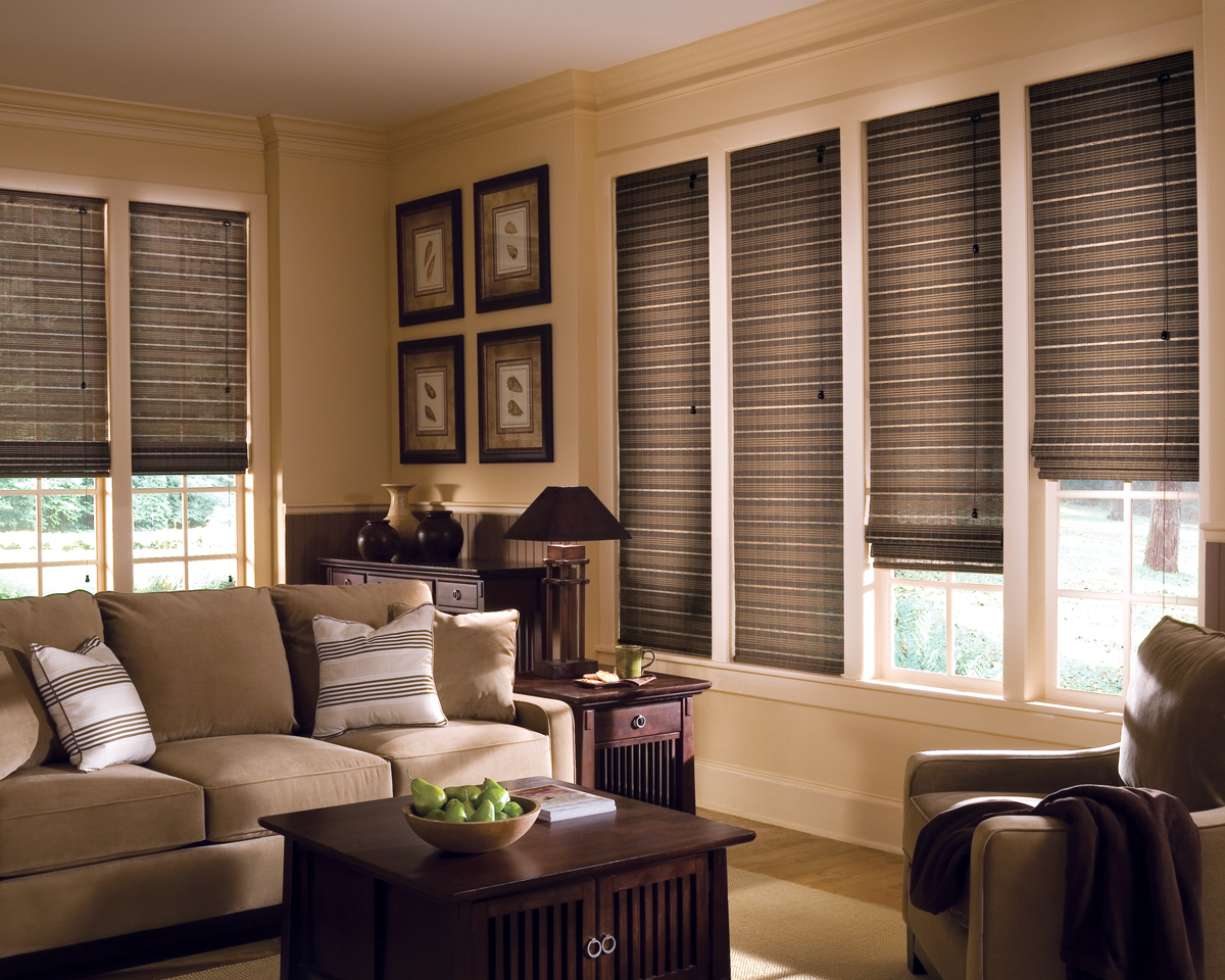 Hard Window Treatments | Manhattan Shade & Glass — Manhattan Shade ...