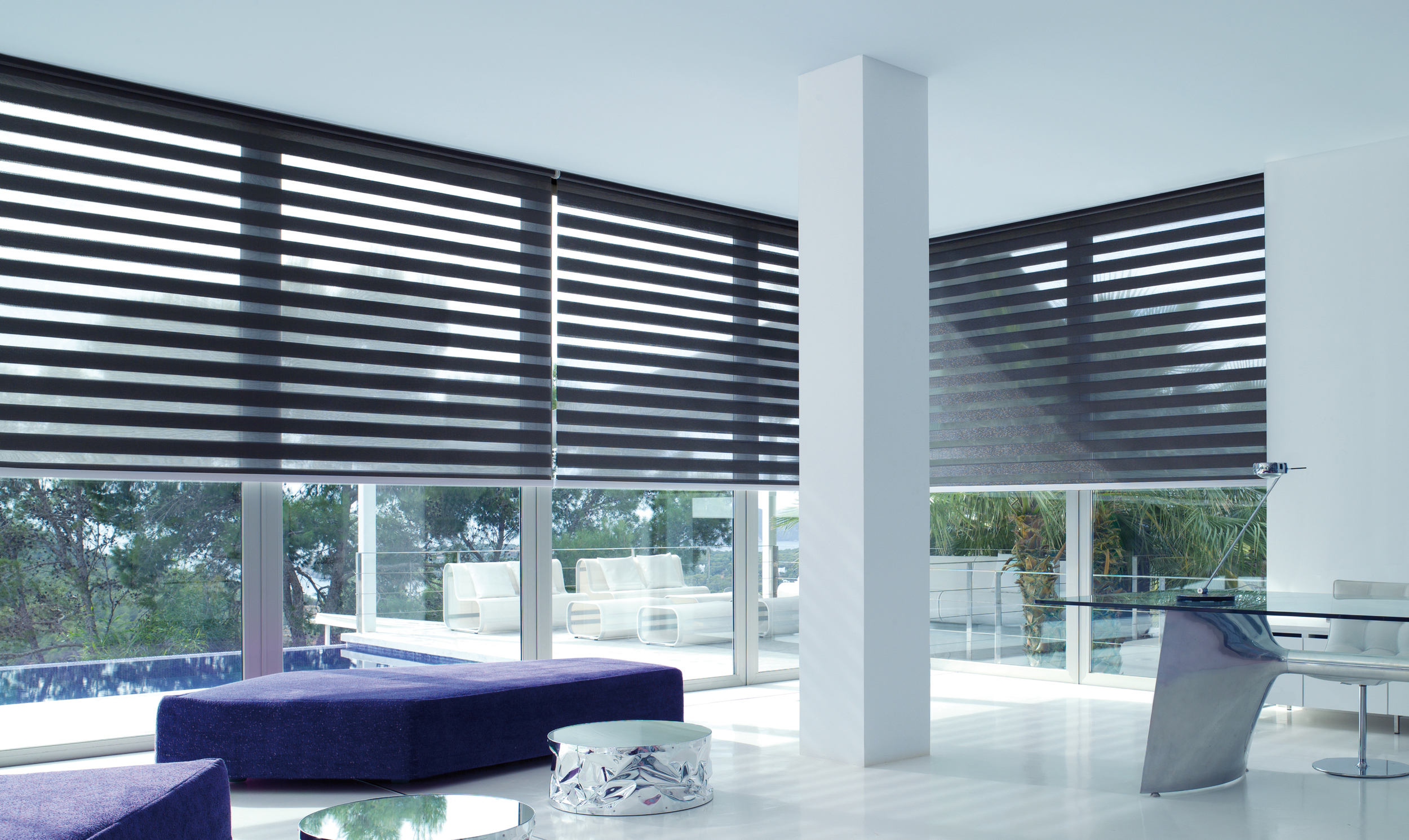 roller rollerblinds dual double blinds sara bella