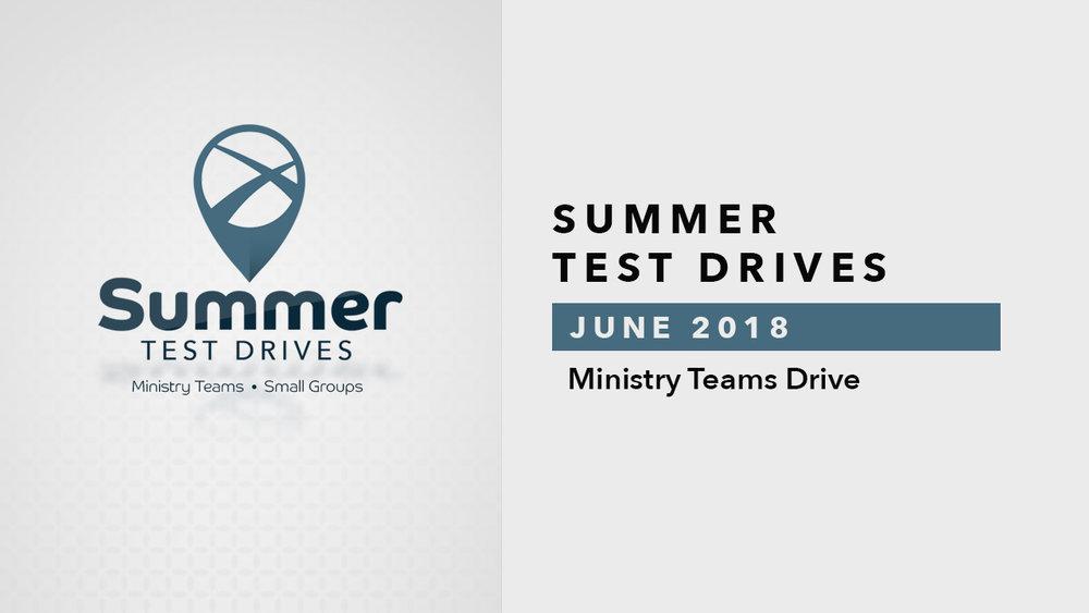 Summer Test Drives - Ministry Teams.jpg